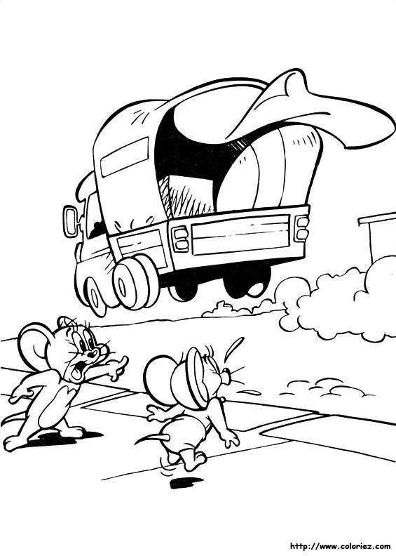 Jerry et mitsou - Tom mange jerry ...