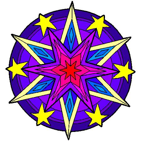 Coloriage Mandala A Imprimer