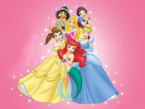 Coloriages De Princesses A Imprimer