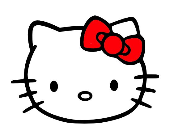 Coloriages hello kitty imprimer - Coloriage tete hello kitty a imprimer ...