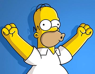 Coloriages Les Simpsons A Imprimer