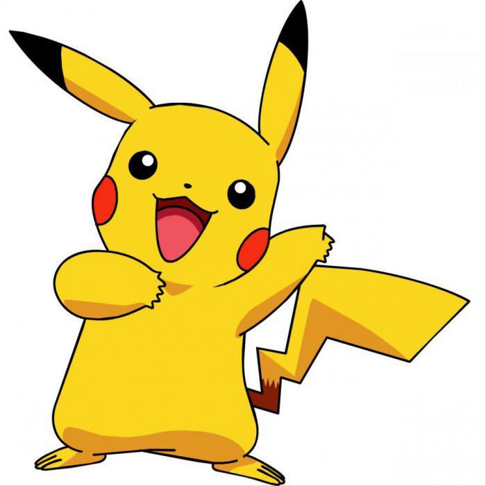 Coloriages pokemon imprimer - Pikachu dessin anime ...