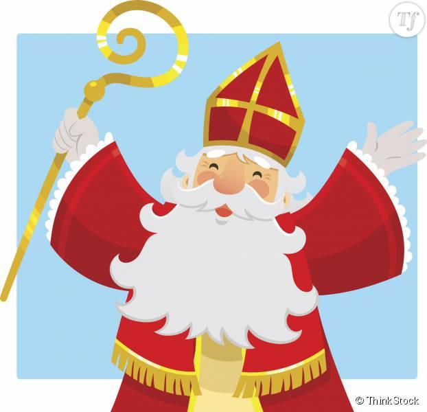 Coloriages saint nicolas imprimer - Image de saint nicolas a imprimer ...
