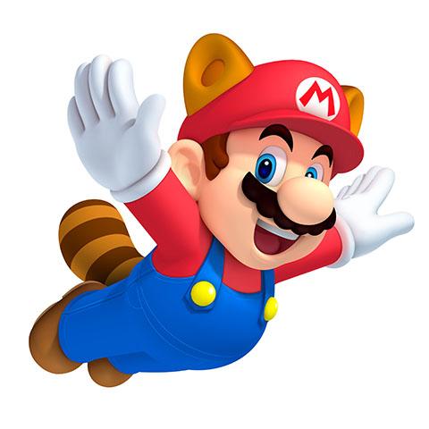 Coloriages Super Mario Bros à Imprimer